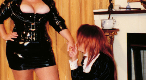 Man Turned Into Sissy Maid